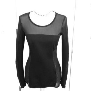 2b RYCH Black Dressy Shirt